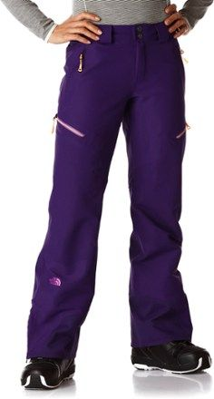 610337165 The North Face Women's Fuse Form Brigandine 3L Pants   *Clothing ...