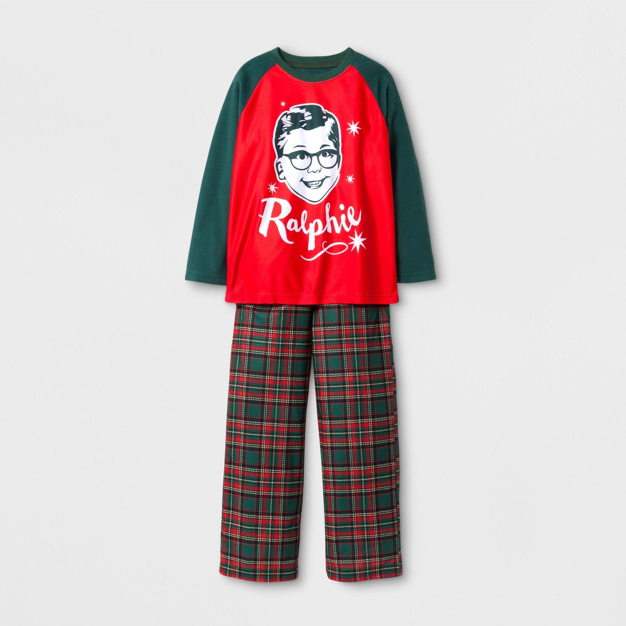 0c88ff159691 Boys  A Christmas Story Pajama Set Intimo 8