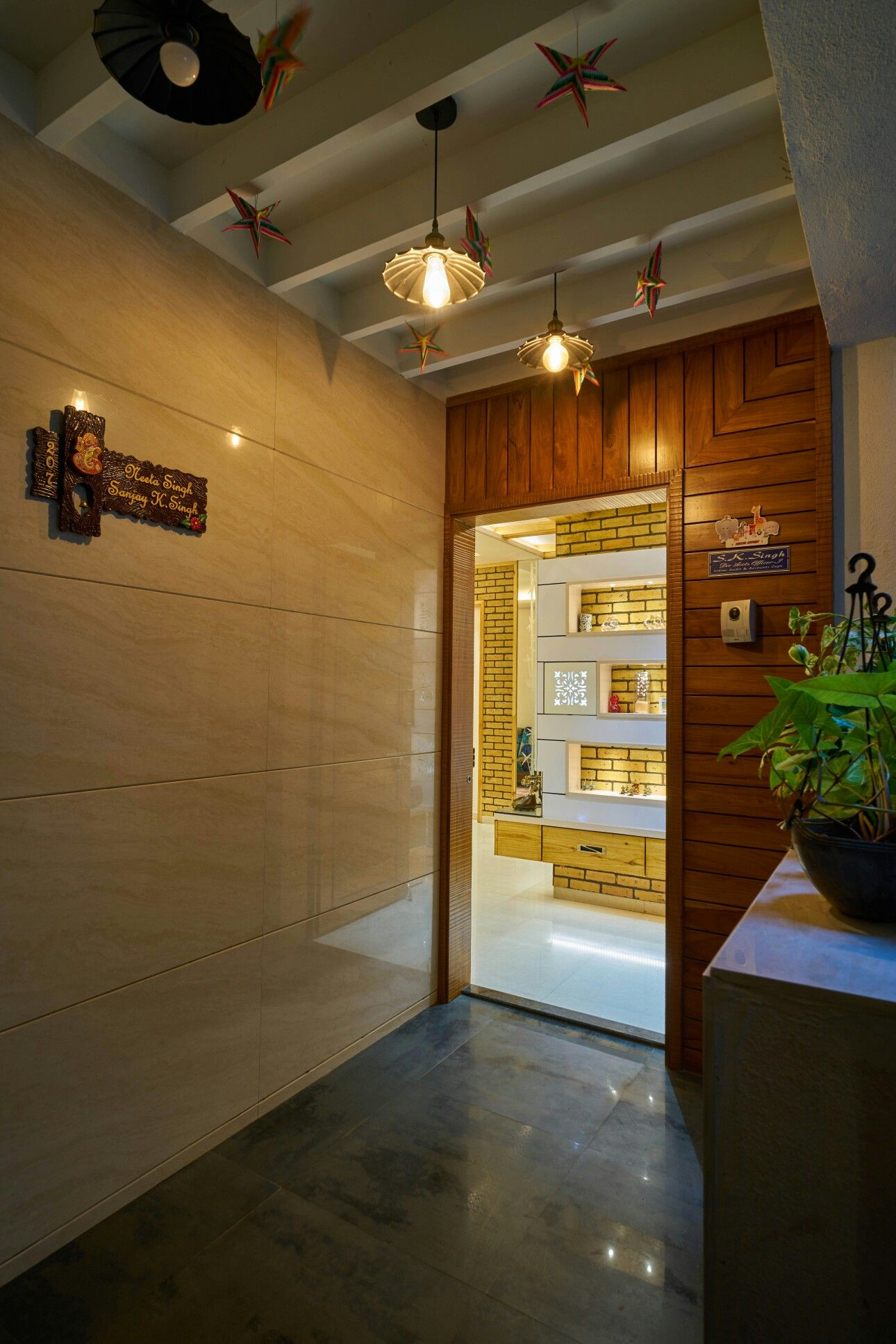 Interiordesign residence duplexflat flat kolhapur archdaily also pin by be cool on plan  interior pinterest house entrance rh