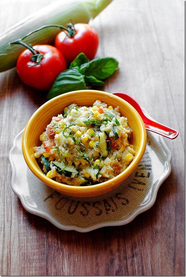 Farmer's Market Quinoa Skillet