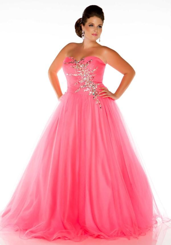 http://karenmillen.org Fabulouss 76425F Plus Size Prom Dress ...