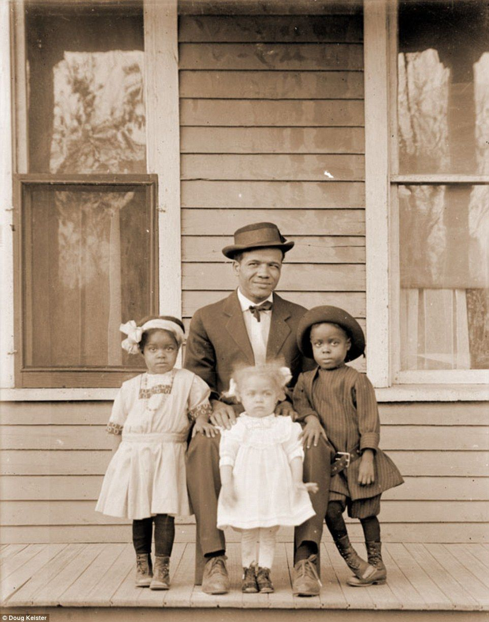Incredible photos of everyday life of African Americans in