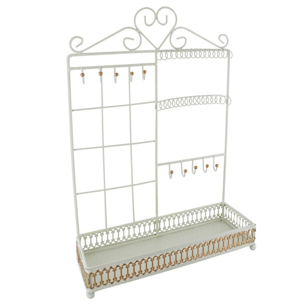 Metal Jewelry Display Jewelry Stand Hanger Organizer for Necklace
