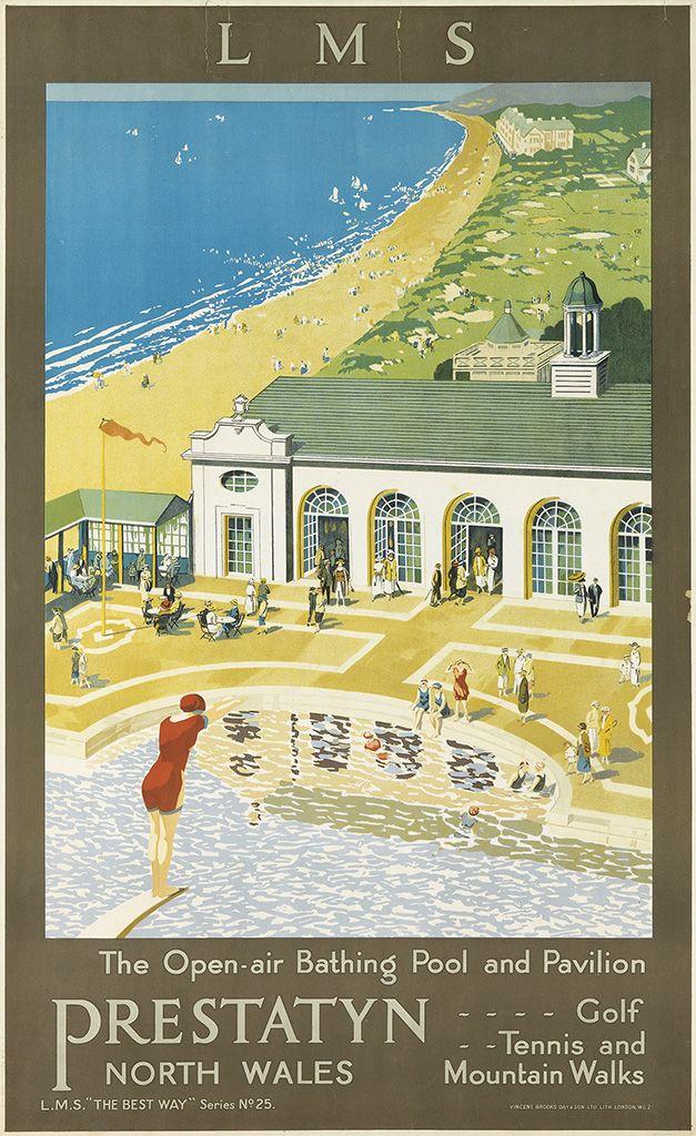 Prestatyn, North Wales - LMS - 1930