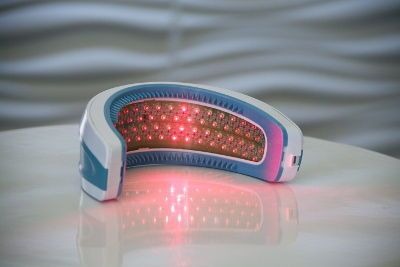 Revitalizing Laser Headbands - The LaserBand 82 Stimulates Hair Growth in 90 Seconds (GALLERY)