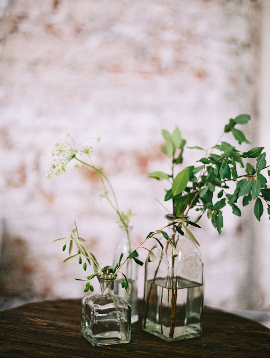 Black Tie Botanical Wedding in LA | Cakery | Pinterest | Botanical ...