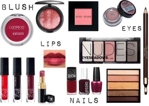 Meine Beauty- Basics für den Herbst - Paperblog : Beauty