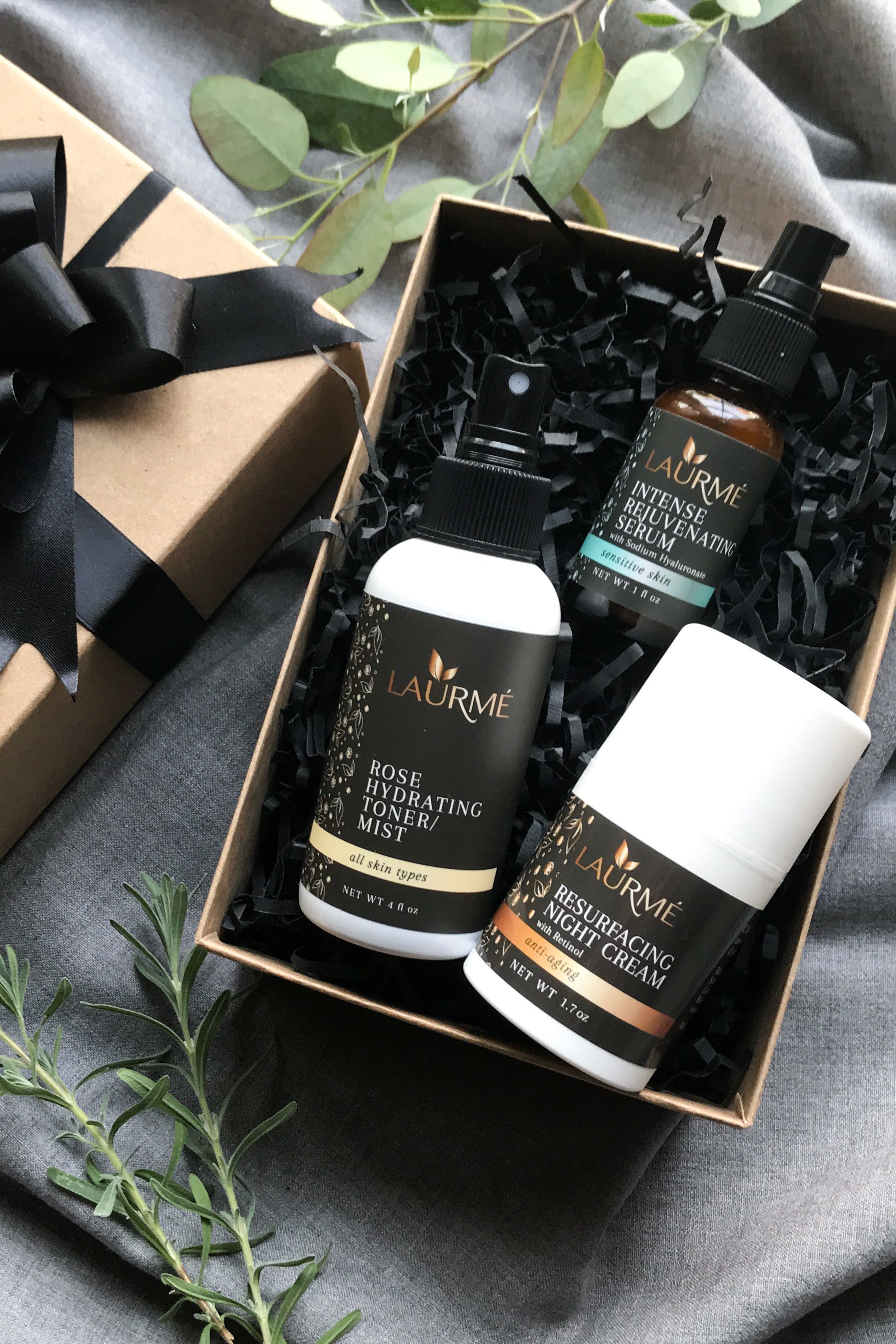 CrueltyFree Gift Sets Laurmé Skin Care (With images