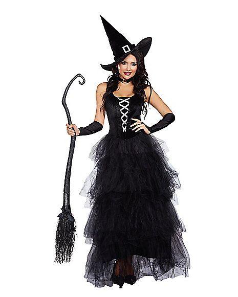 Adult Spellbound Witch Costume - Spirithalloween Halloween