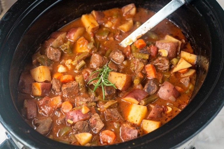 Crockpot Elk Stew Recipe Elk Meat Recipes Venison Recipes Elk Recipes