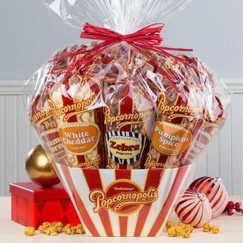 Popcornopolis 7 cone variety popcorn gift basket gluten free popcornopolis 7 cone variety popcorn gift basket gluten free glutenfree mishloachmanot negle Gallery