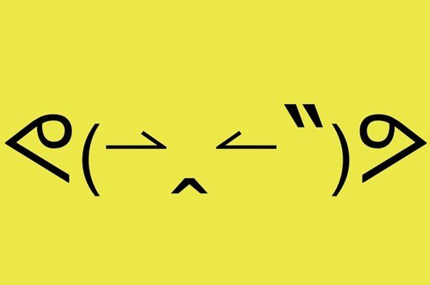 The 156 Most Important Japanese Emoticons Of All Time Happy Face Emoticon Emoticon Japanese Drawings