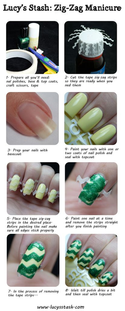 Money Smart Nail Art You Dont Need Expensive Tools To Produce Gr