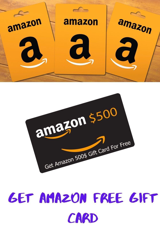 Get Amazon Free Gift Card Codes Amazon Gift Cards Amazon Gift Card Free Free Amazon Products