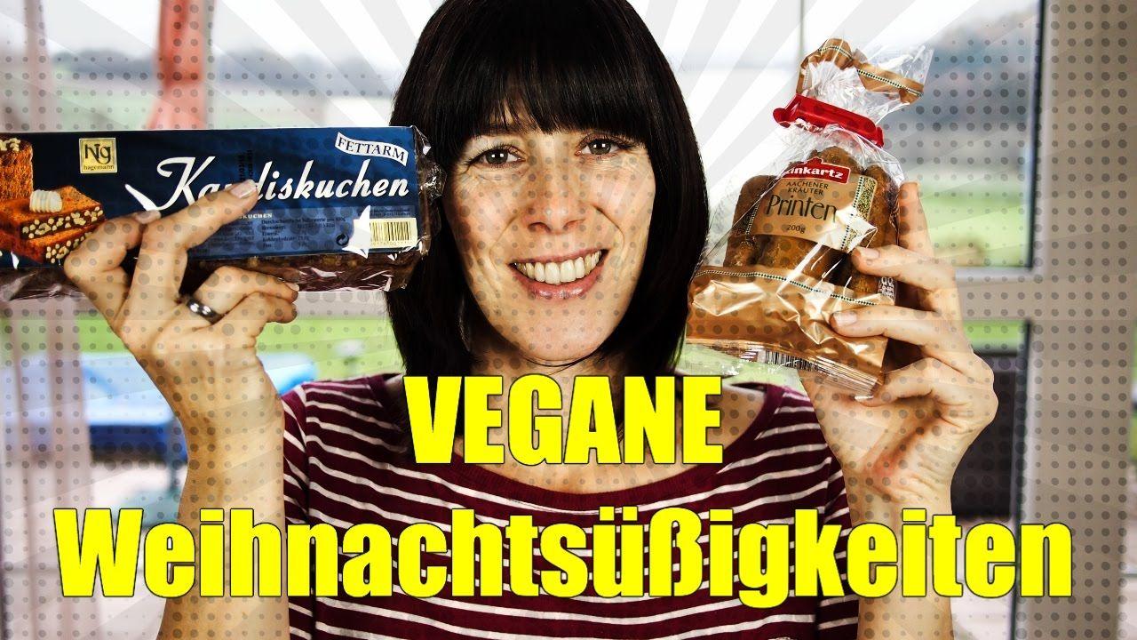 Vegane Süßigkeiten - Weihnachten bei Aldi, Lidl, Norma & dm