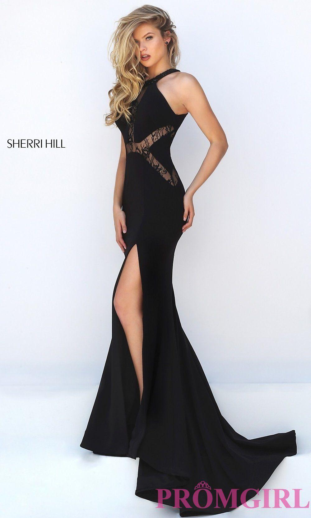 Sexy Sherri Hill Dresses