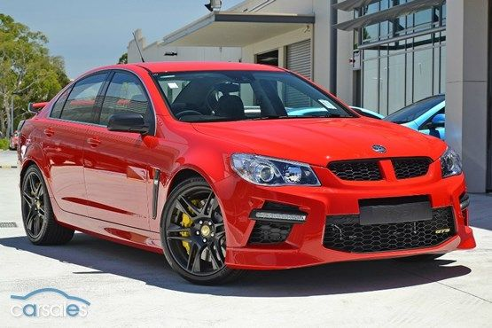 2014 Holden Special Vehicles GTS MY14 Sports Automatic