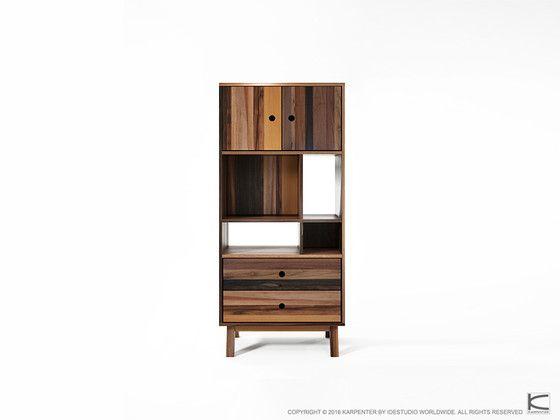 Brooklyn Bookcase Type B