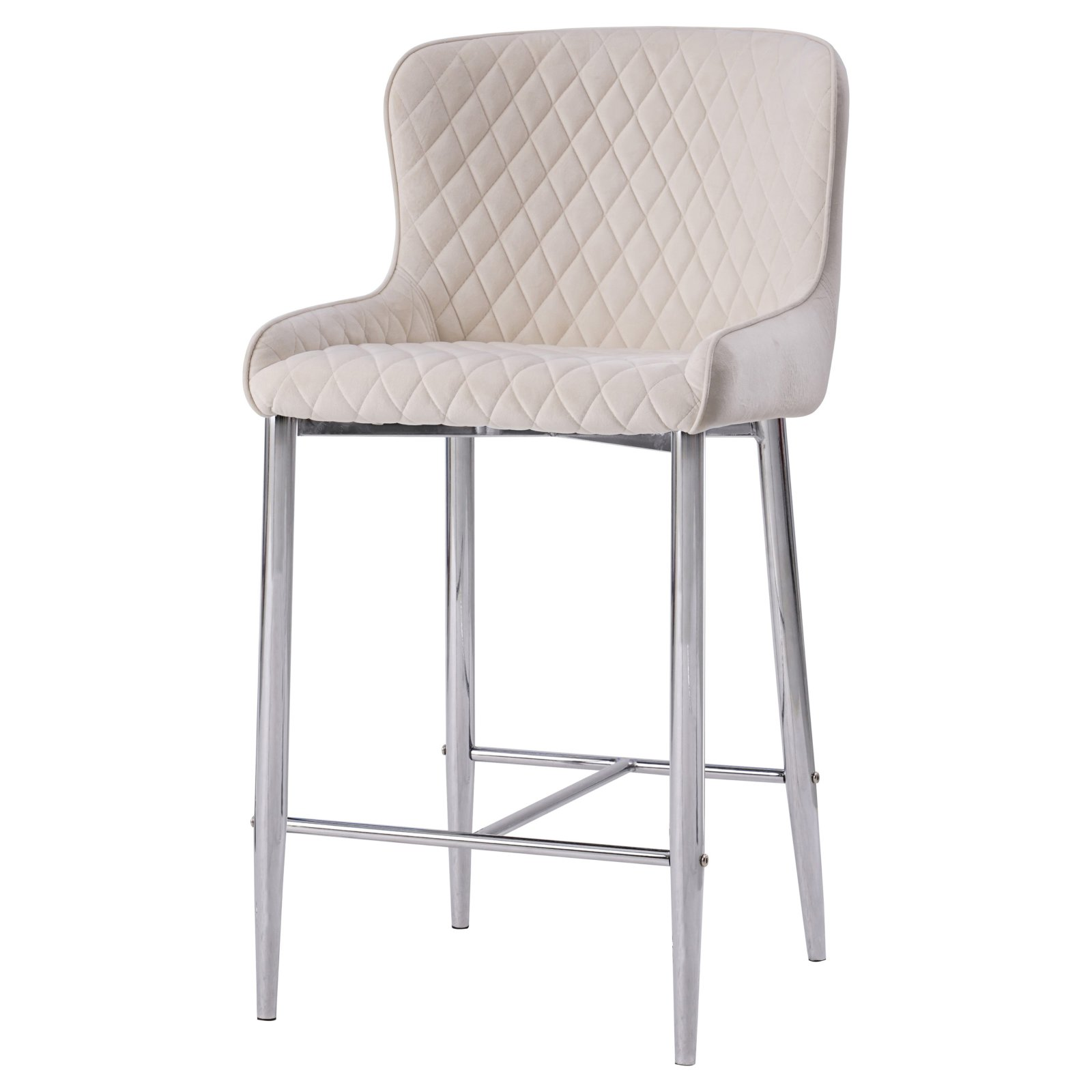 New Pacific Direct Inc Miles 25 5 In Upholstered Counter Stool
