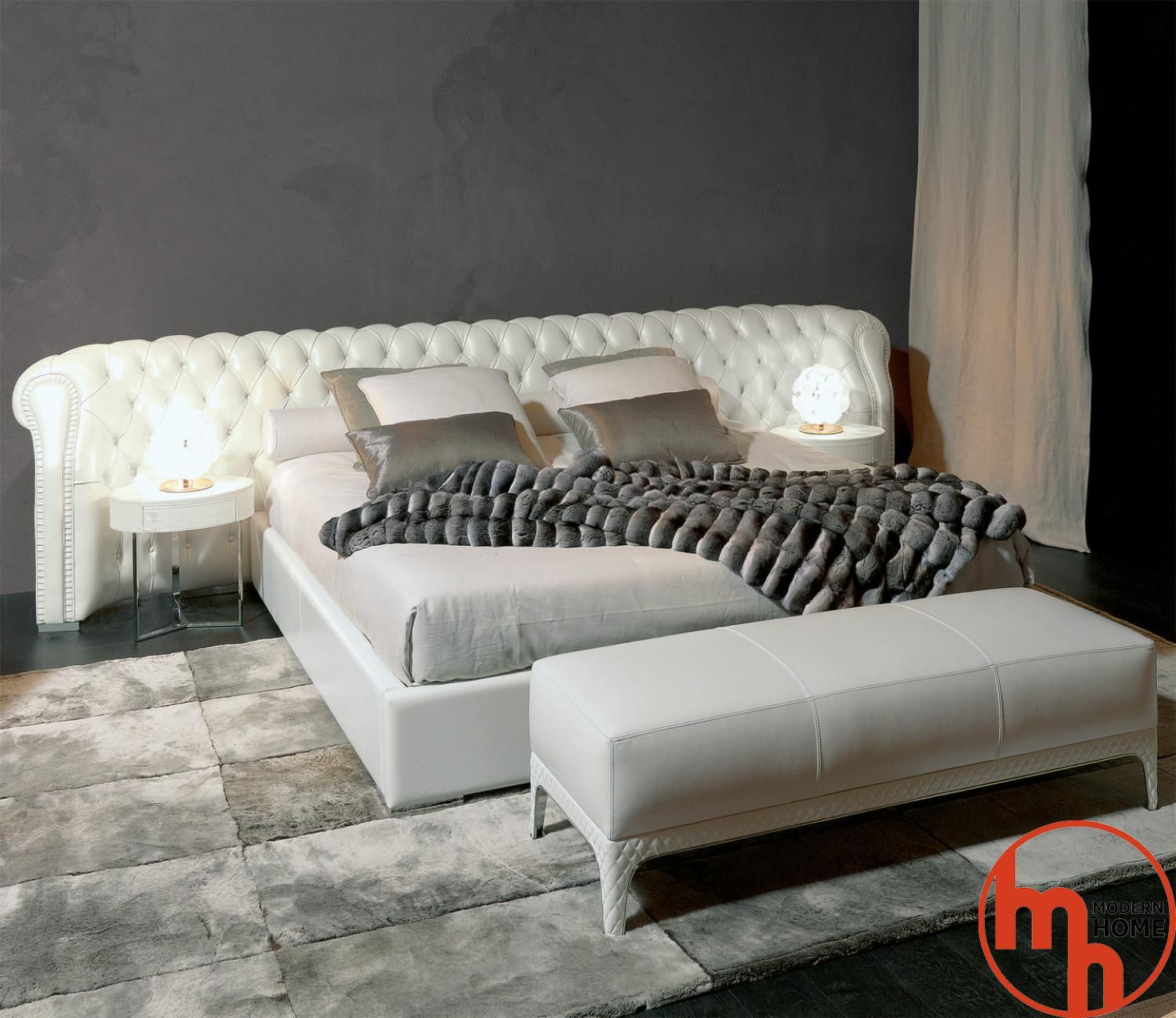 Beds Rugiano - Beds Buy at the request | modernh.com