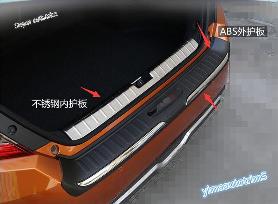 For Honda Civic 2016 2017 Sedan Rear Bumper ( inner