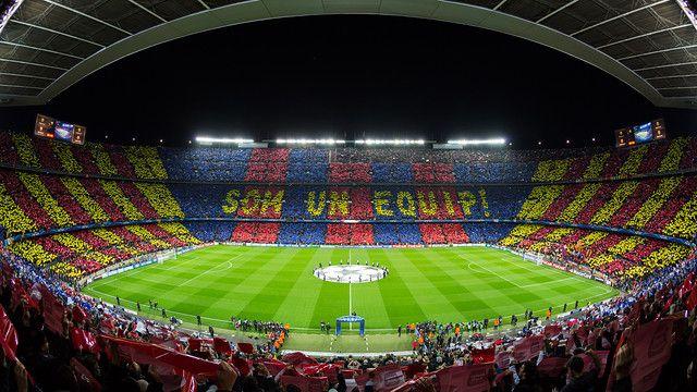 Camp Nou - Som un equip   FOTO  GERMAN PARGA - FCB  0bb4c48c2767f