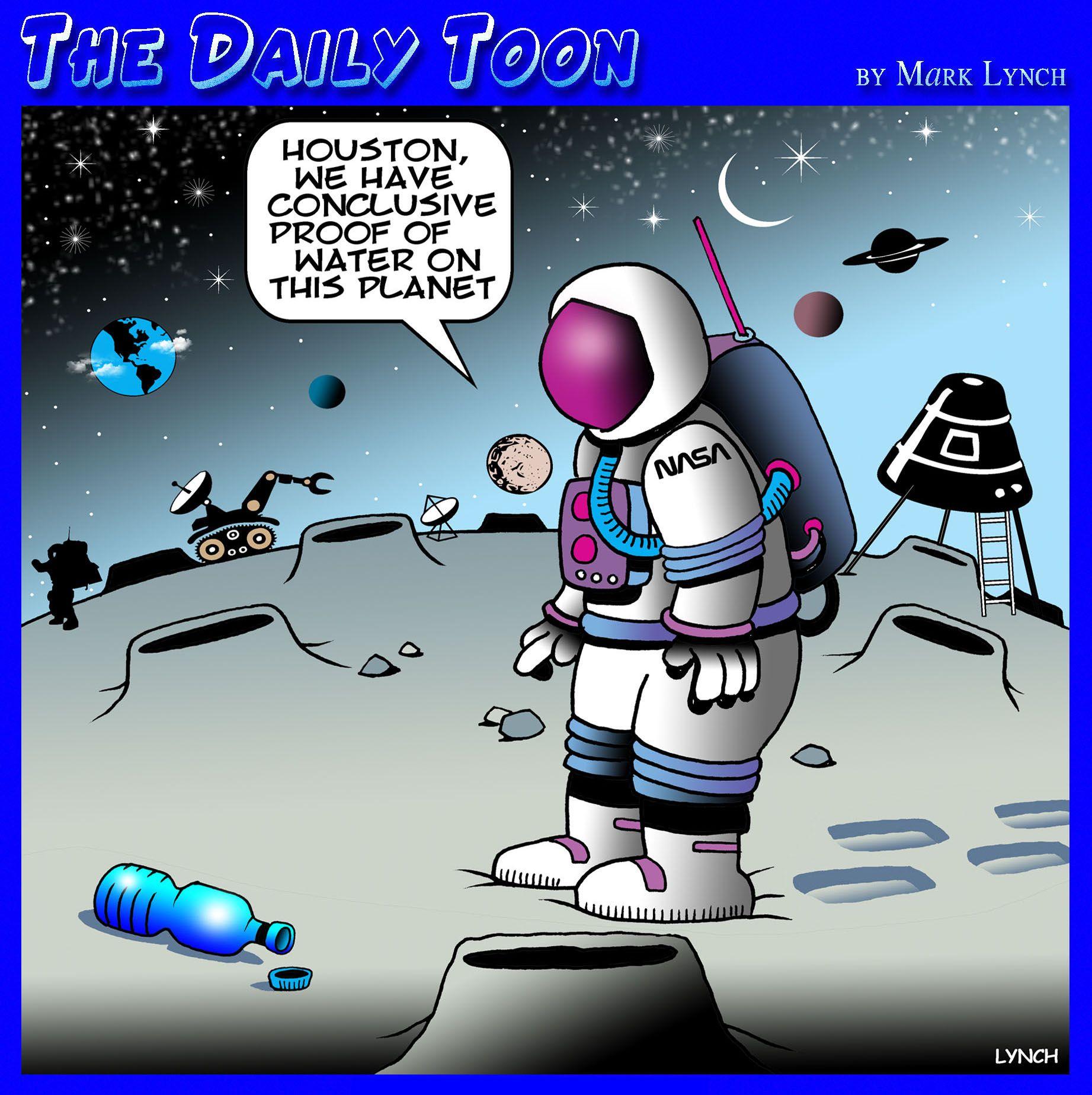 Life On Other Planets Cartoon Cartoon Jokes Funny Cartoons Daily Cartoon
