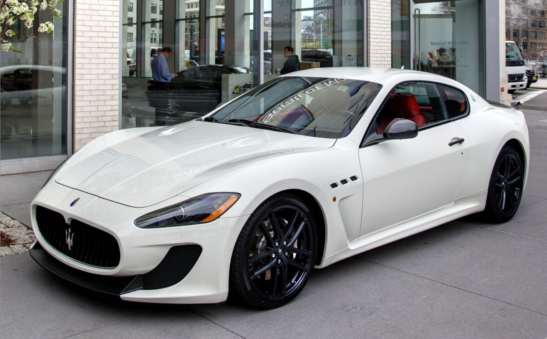 Maserati granturismo mc stradale price