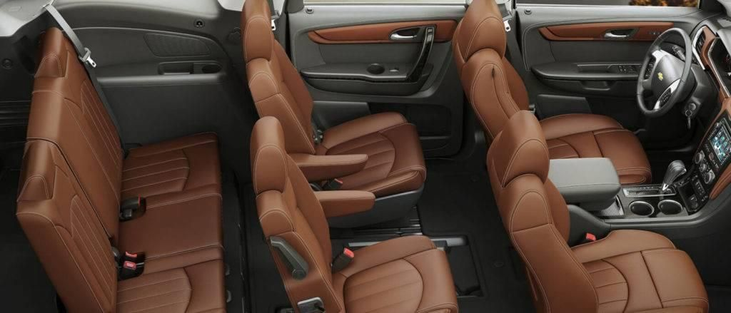 2018 Chevy Equinox Seating Passenger Capacity More At