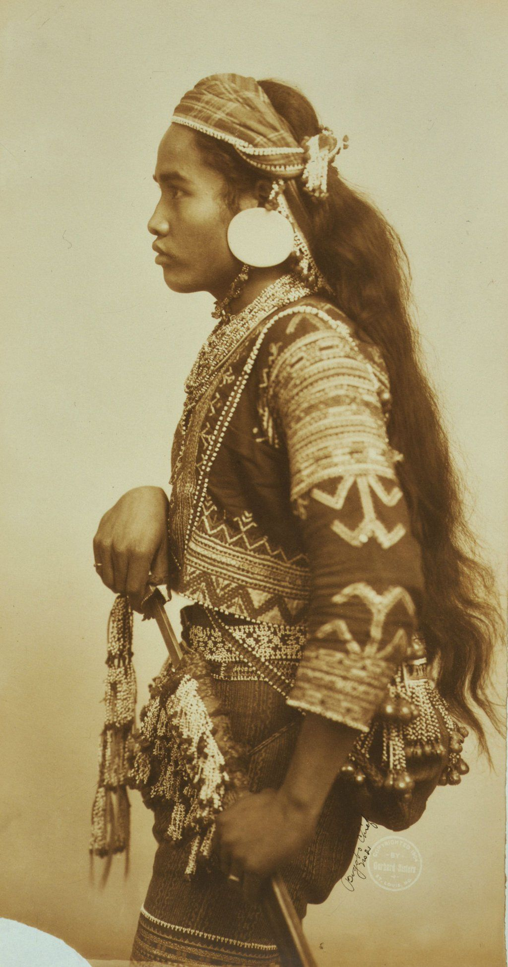 VintagePhotos on | Tribal Roots Influence | Philippines ...