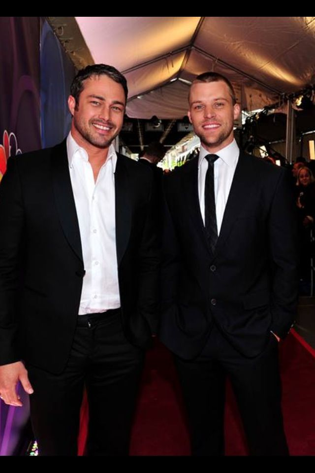 My two hotties from Chicago Fire ;)