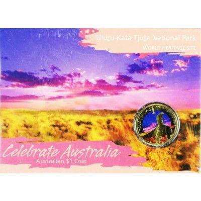 1 Dollar Al/Br Uluru UN