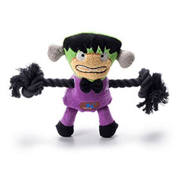 Spooky Slideez Dog Toy - Frankenstein