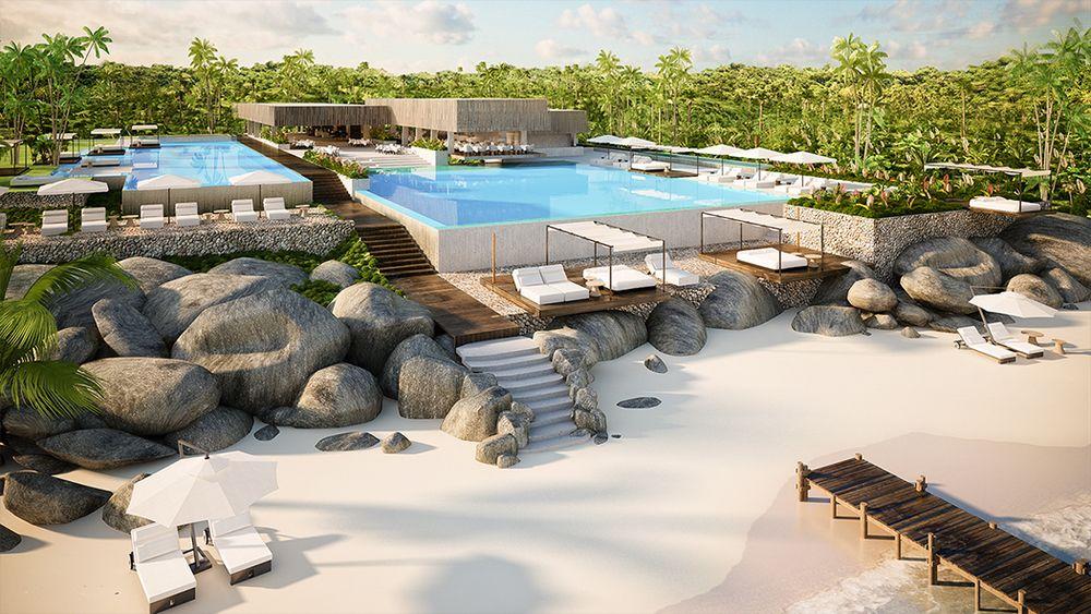 Resort Design Concept Architecture Google Search Resort In 2019
