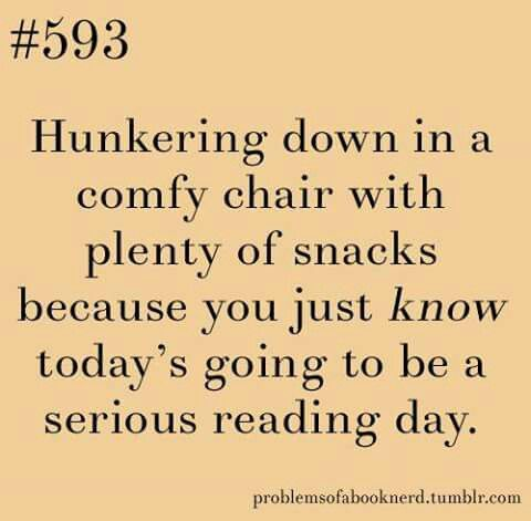 I Usually Do This On Big Book Release Days, But Sometimes I Just Feel The  Need To Do Nothing But Read For Hours On End For No Good Reason.s  Perfection, ...