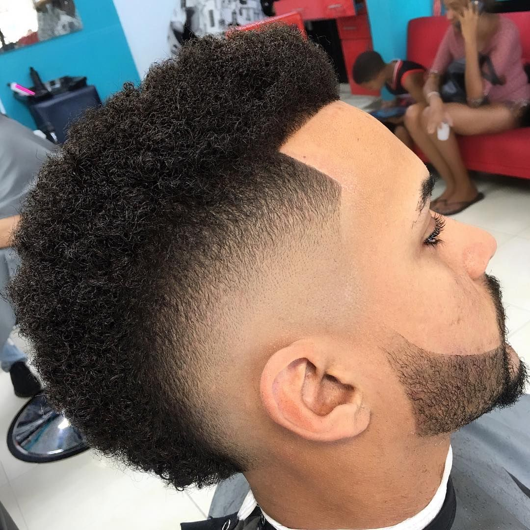 Coupe Black Homme Top 100 Coiffures En Dégradé Fresh Cuts Hair Cuts Curly Hair