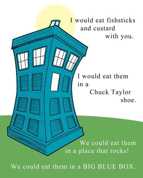 The Doctor Seuss
