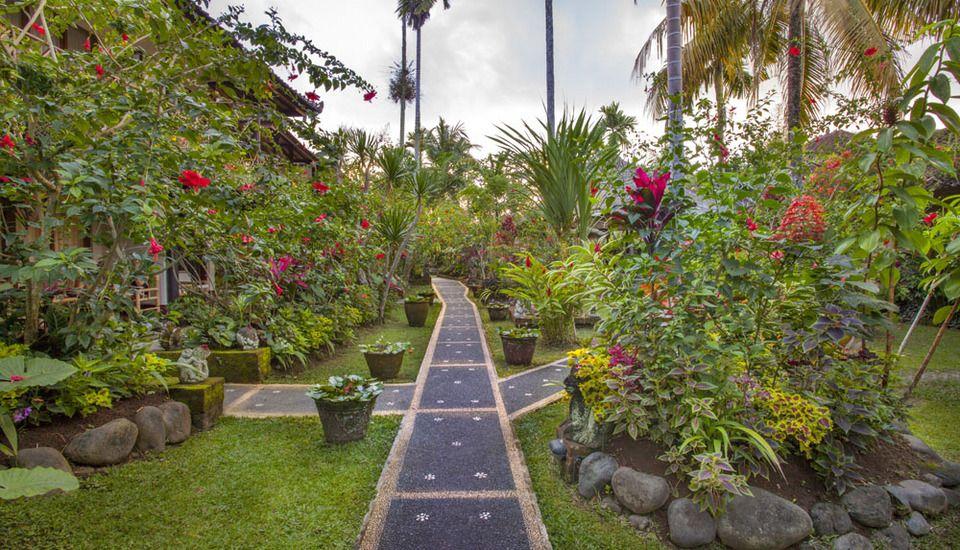Desa Wisata Nyuh Kuning Village Ubud Peta Wisata Ubud Bali