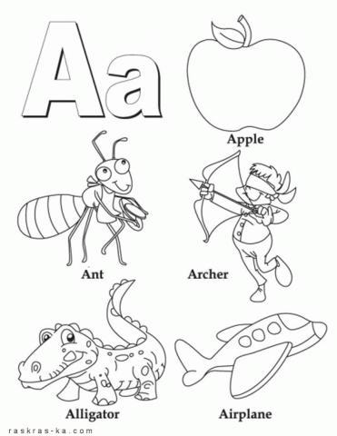 В английском алфавите всего 26 букв, а в русском – целых ...