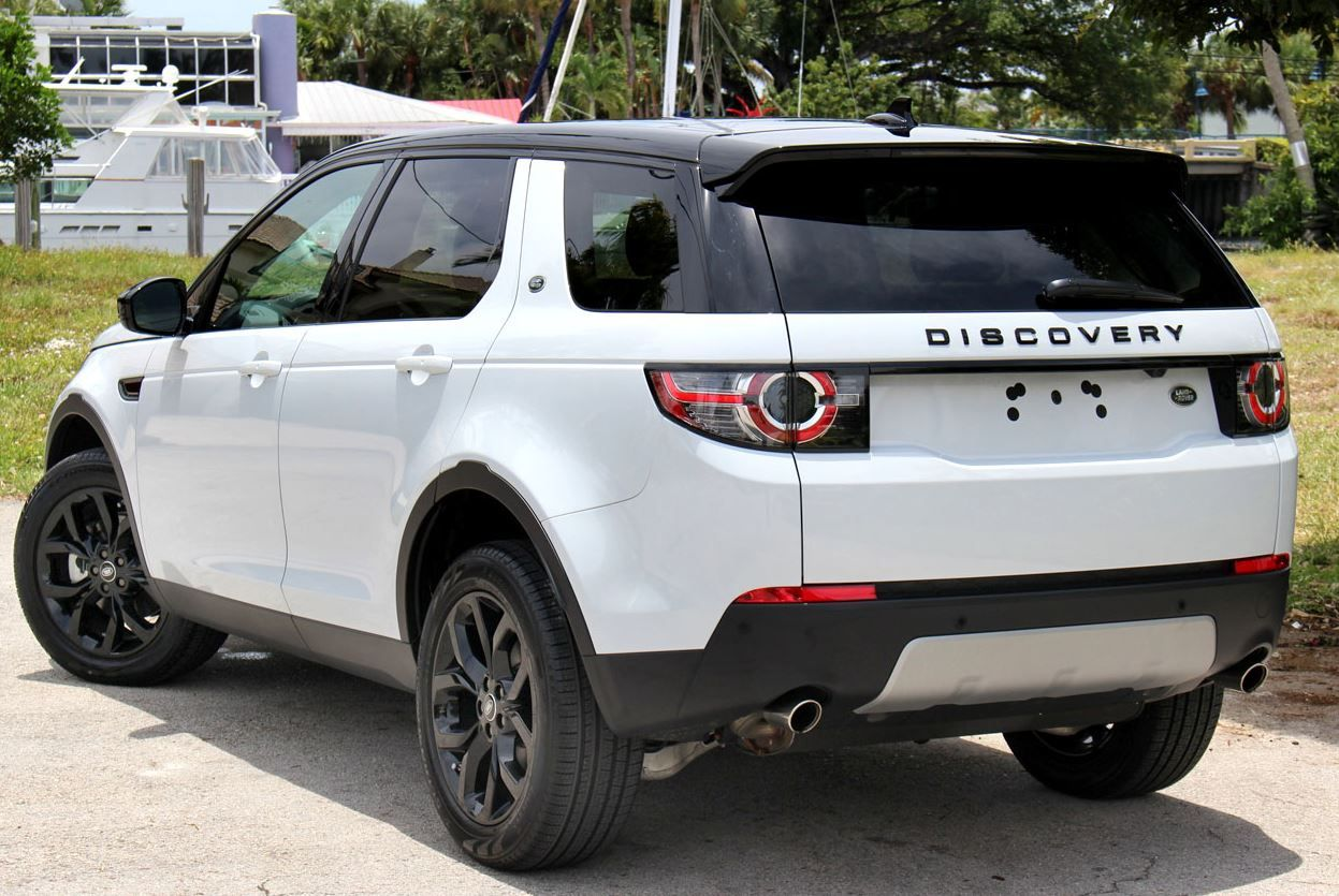 Land rover discovery sport 2016 black package on white google search