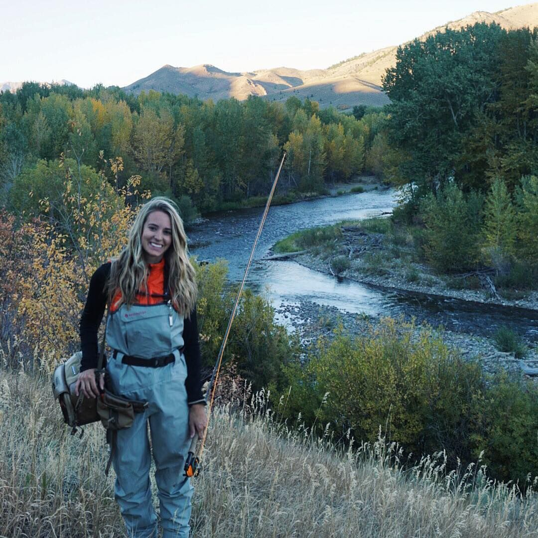 Women's Fly Fishing Trip with Spa  Girls Fly Fishing