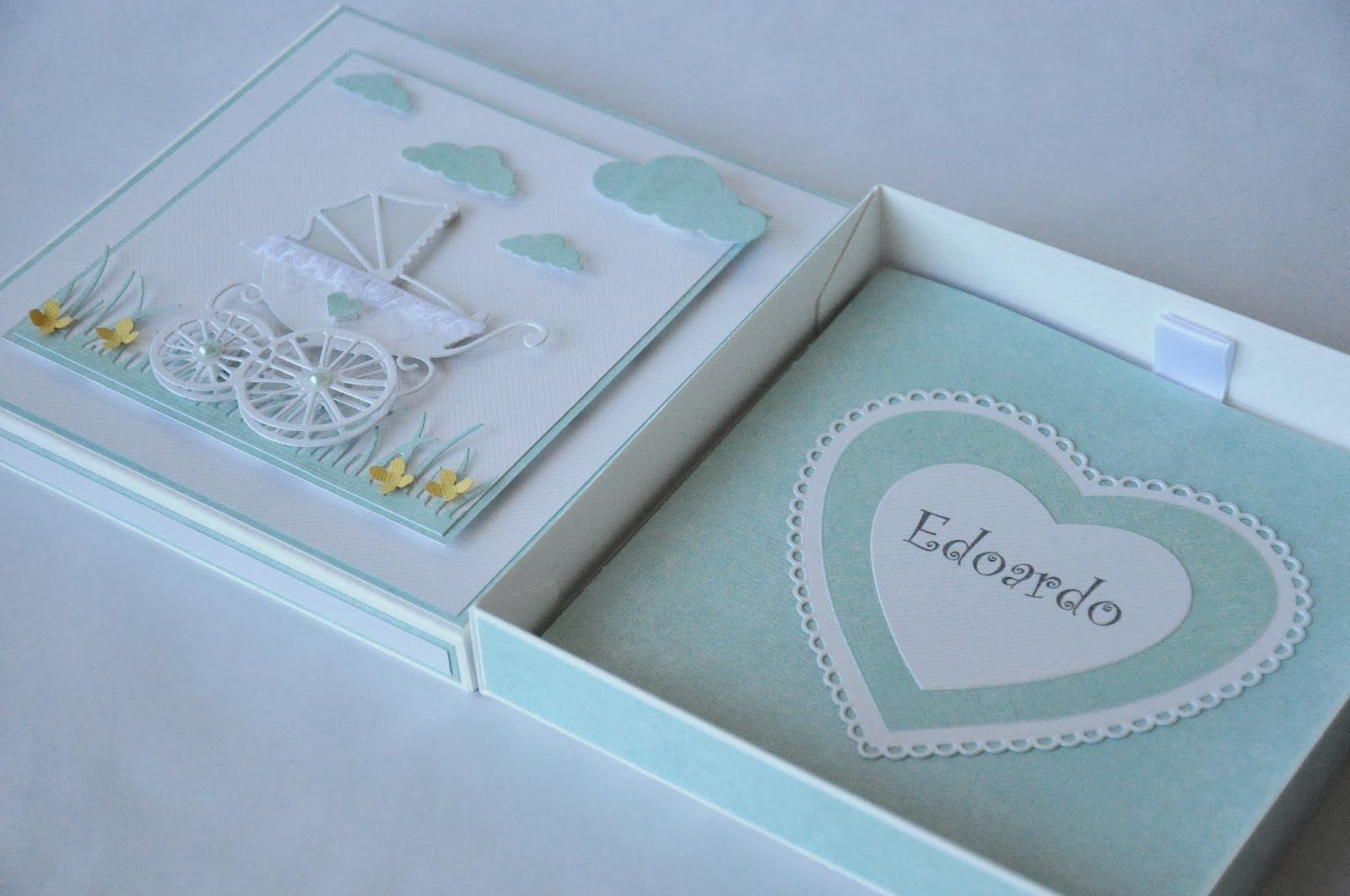 Adablog Cards Baby Cards Gift Bags