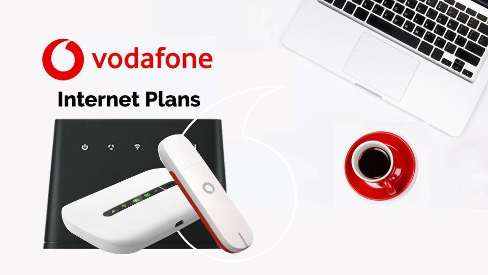 اسعار باقات النت الهوائي 4g من فودافون بدون خط ارضى 2021 Internet Plans How To Plan Vodafone