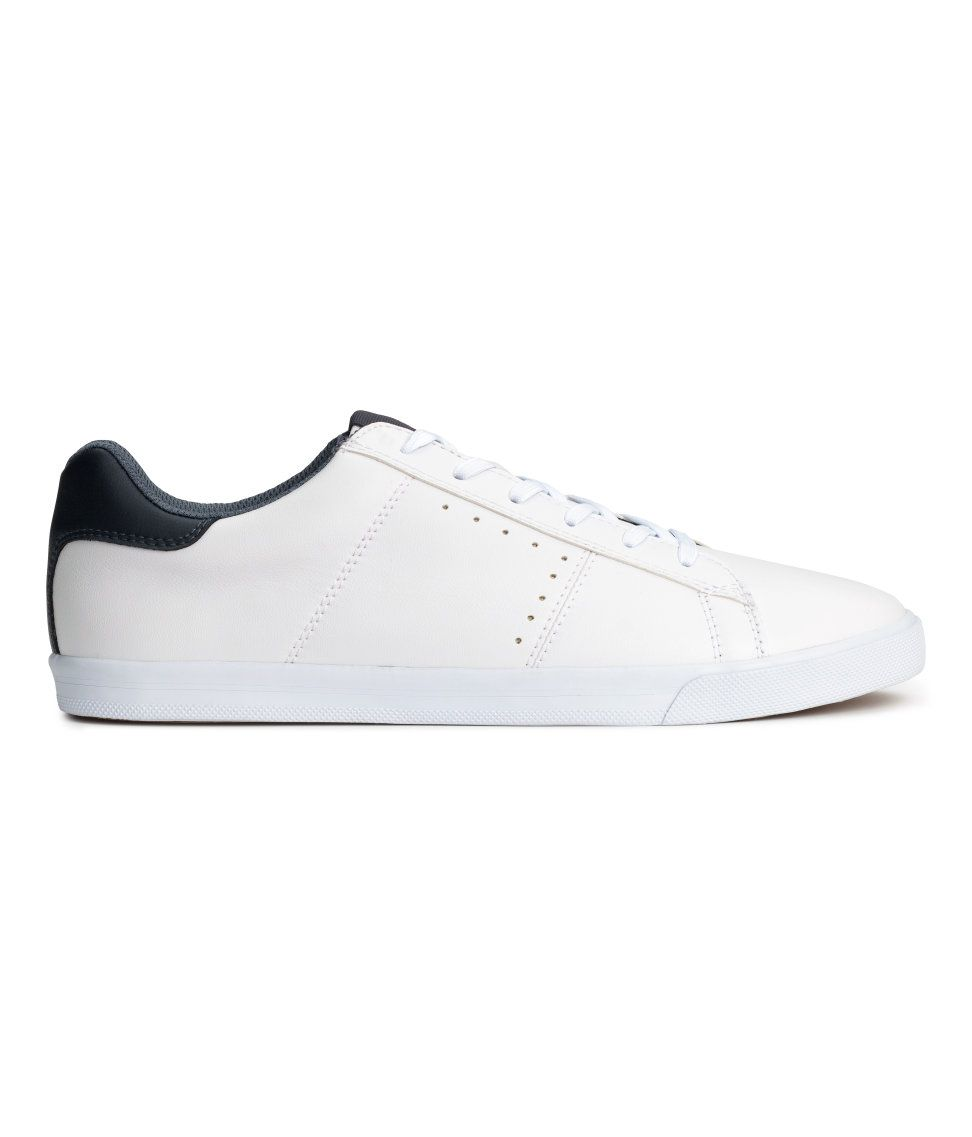 Low Top White Sneakers  f0b5d1a69d6
