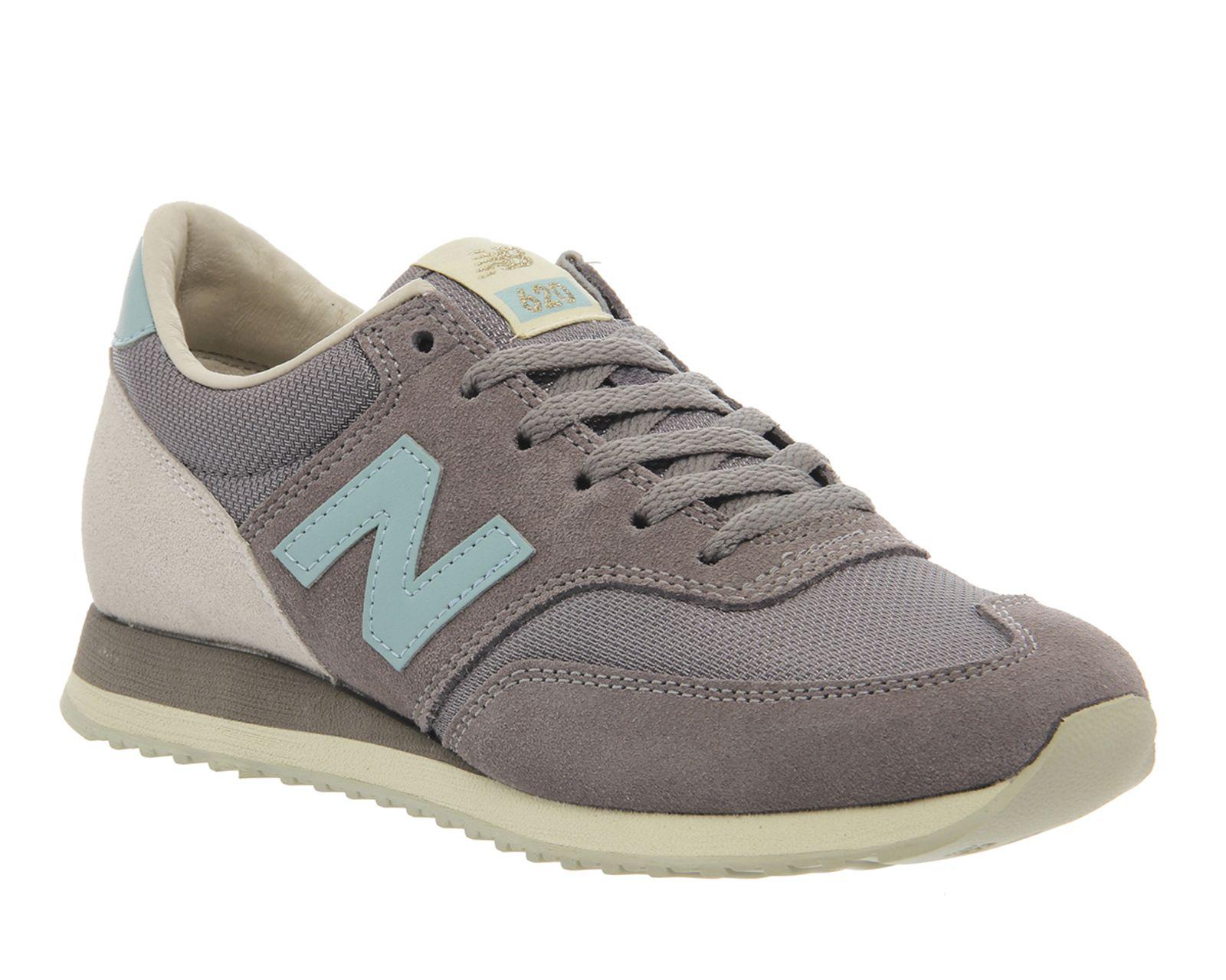 New Balance Sneakers 620 Grey Sky Blue