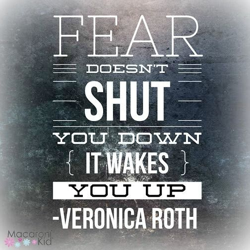 #takecaremamabear #mackid #quotes #quote #fear #inspiration