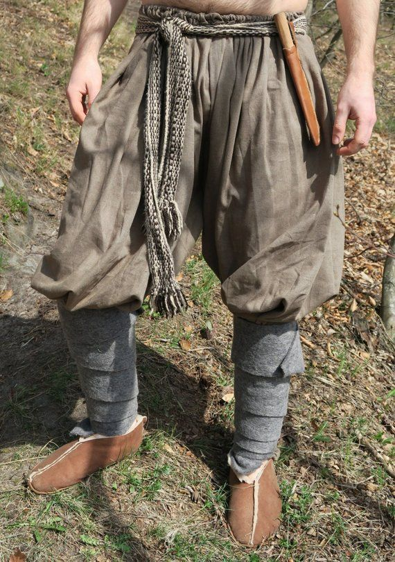 Photo of Medieval Viking Pants, Shalwar