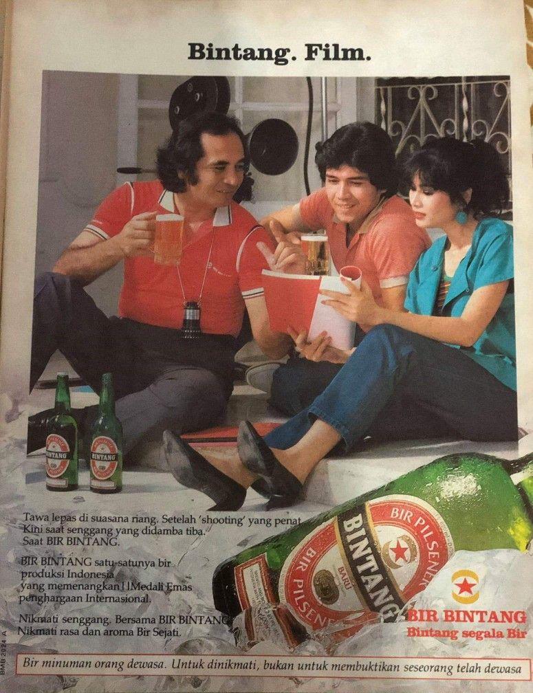 Iklan pada Majalah Tempo, 22 Juni 1985 Film, Tertawa