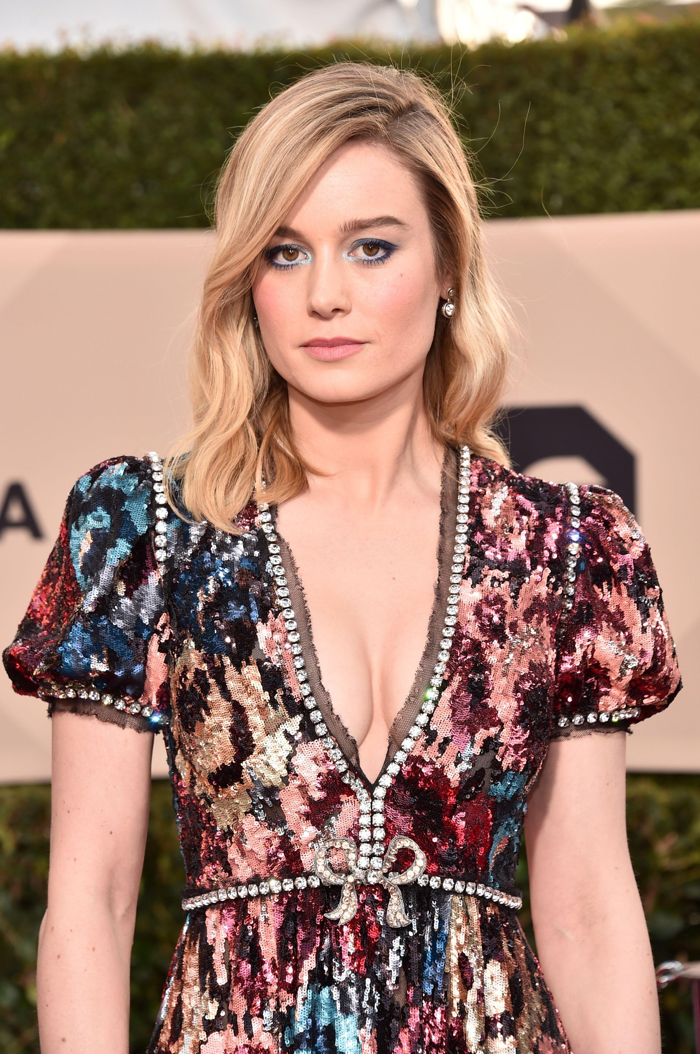 Brie Larson The 24th Annual Screen Actors Guild Awards