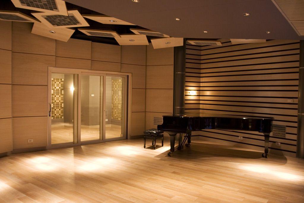 Life Studios, Rome - FM Design - Recording Studio Design FM Design - fresh blueprint consulting ballarat